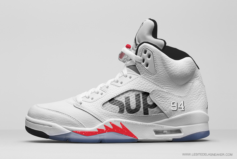 supreme-air-jordan-5-white-automne-2015
