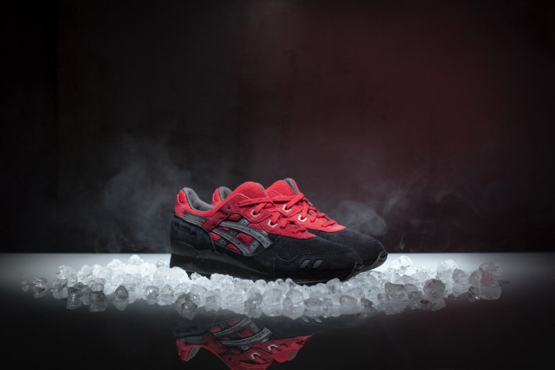 best sneakers b88c7 e84d8 Asics Gel Lyte III 'Bad Santa' Christmas Pack