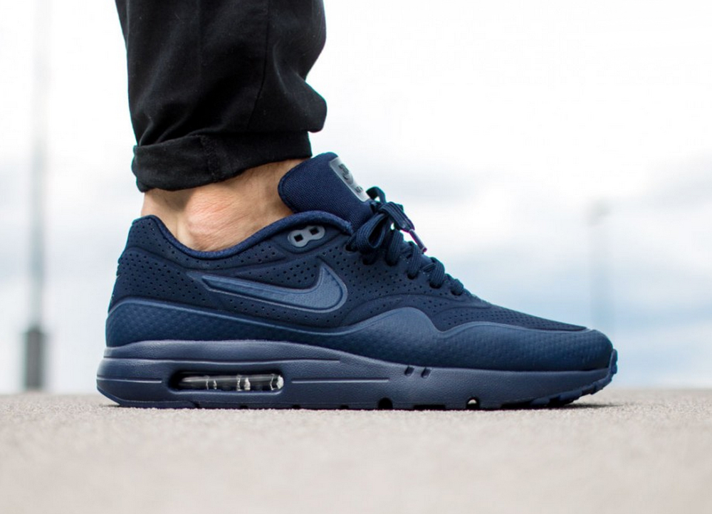 Nike Air Max 1 Ultra Moire 'Midnight Navy'