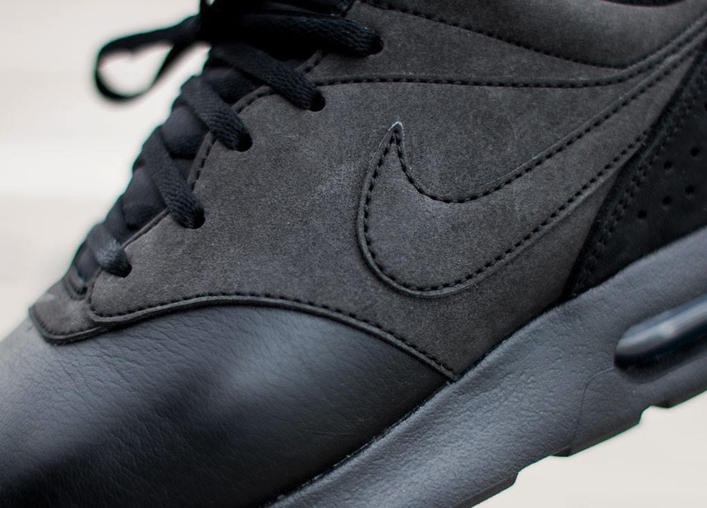 Nike Air Max Tavas LTR 'Triple Black'