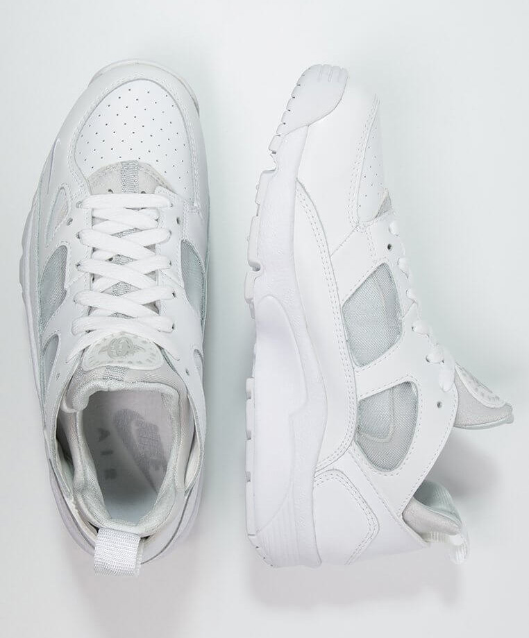 more photos 25507 220b5 nike-air-trainer-huarache-triple-white-4