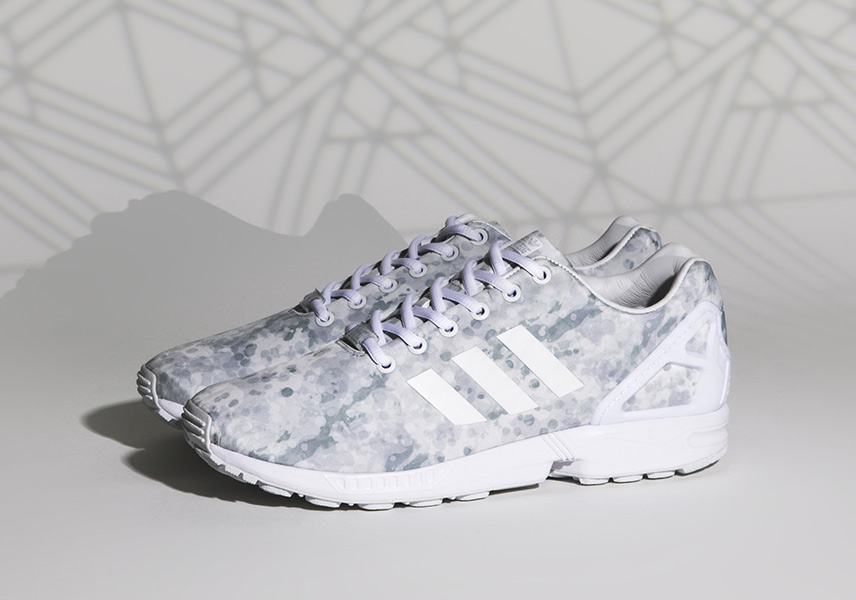 44aaae3af White Mountaineering x adidas ZX Flux
