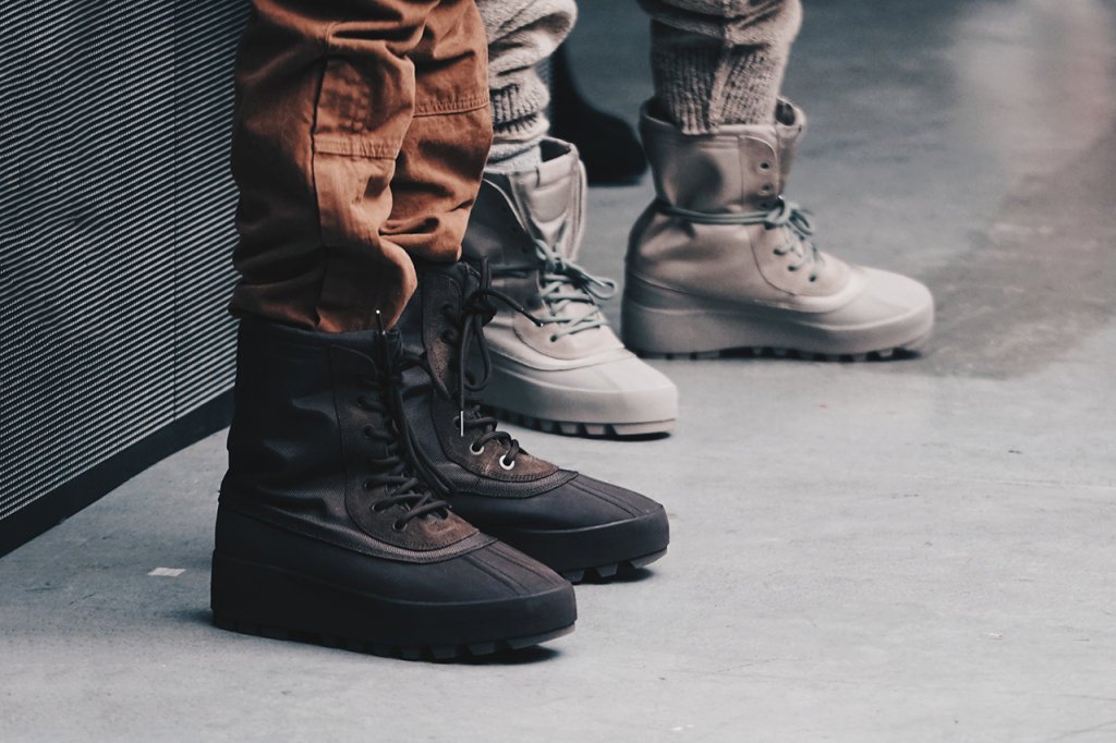 Nouvelle Adidas Blanche Adidas Yeezy Boost 950 Nouvelle