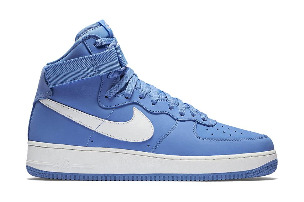 air force 1 bleu ciel daim