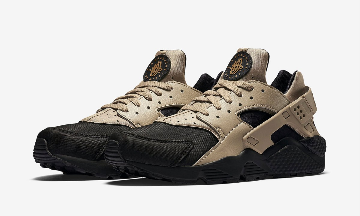 nike air huarache premium desert camo le site de la sneaker. Black Bedroom Furniture Sets. Home Design Ideas
