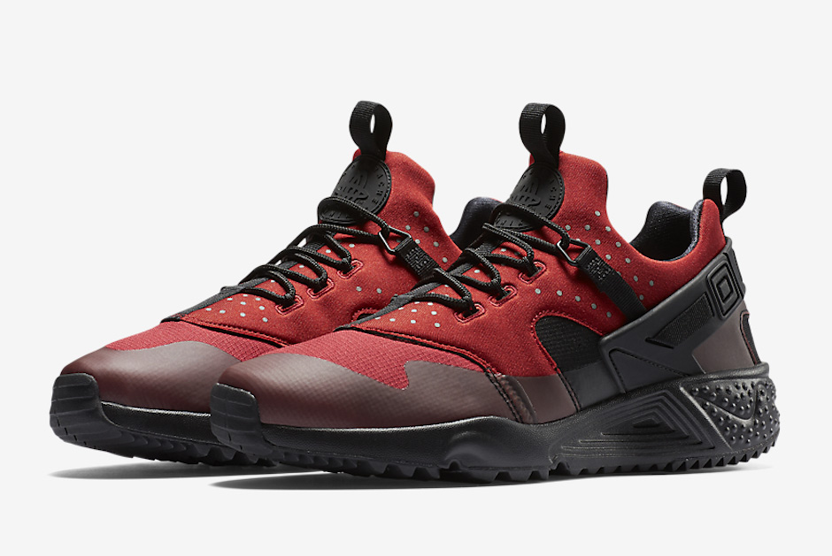 new product c8d82 f7022 norway nike air huarache utility gym red 806807 600 f946c 7c9c7
