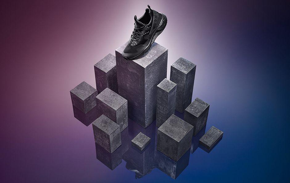 Nike Air Huarache Utility 'Triple Black'