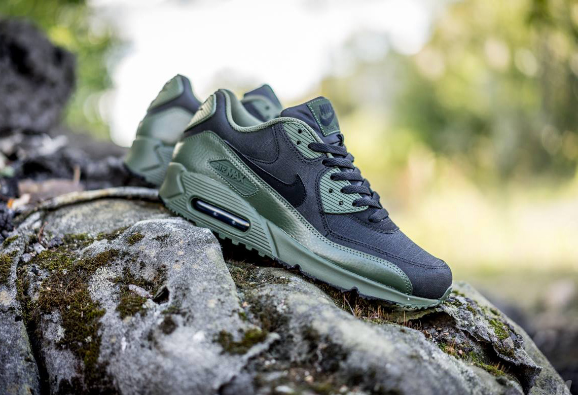 Air Green Nike Max 90 Winter Carbon kX8ZNnwOP0