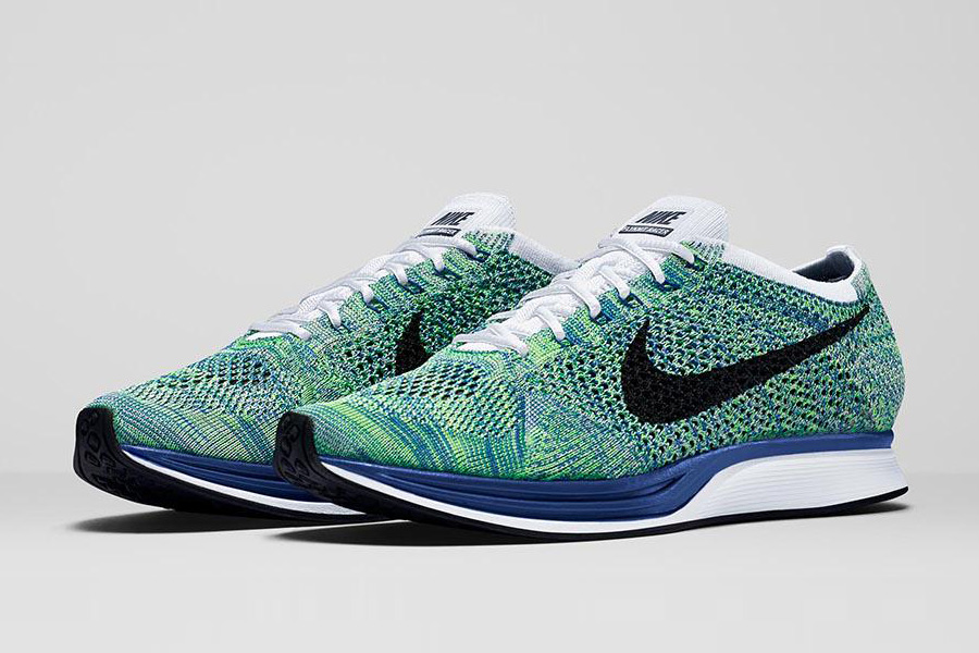 wholesale dealer f07c8 fbbfd ... low cost nike flyknit racer tranquil fb80a 07f05