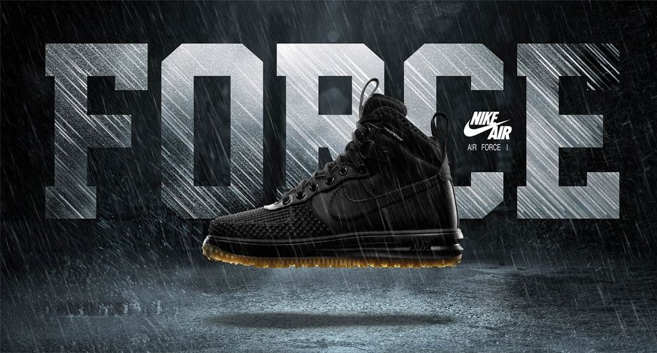 Black 1 Nike Lunar Force Duckboot 7gb6IYfyv