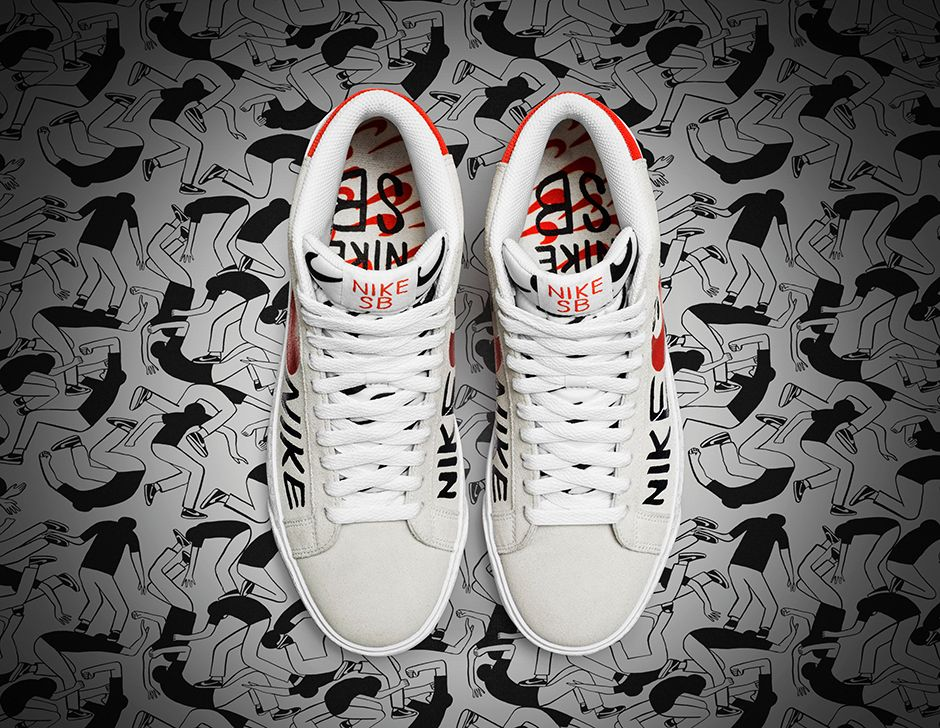 a0874015c925cd Nike SB Blazer Premium
