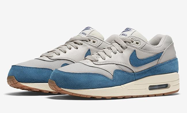 Wmns Brigade 1 Nike Air Max Blue wPZXOkiuT