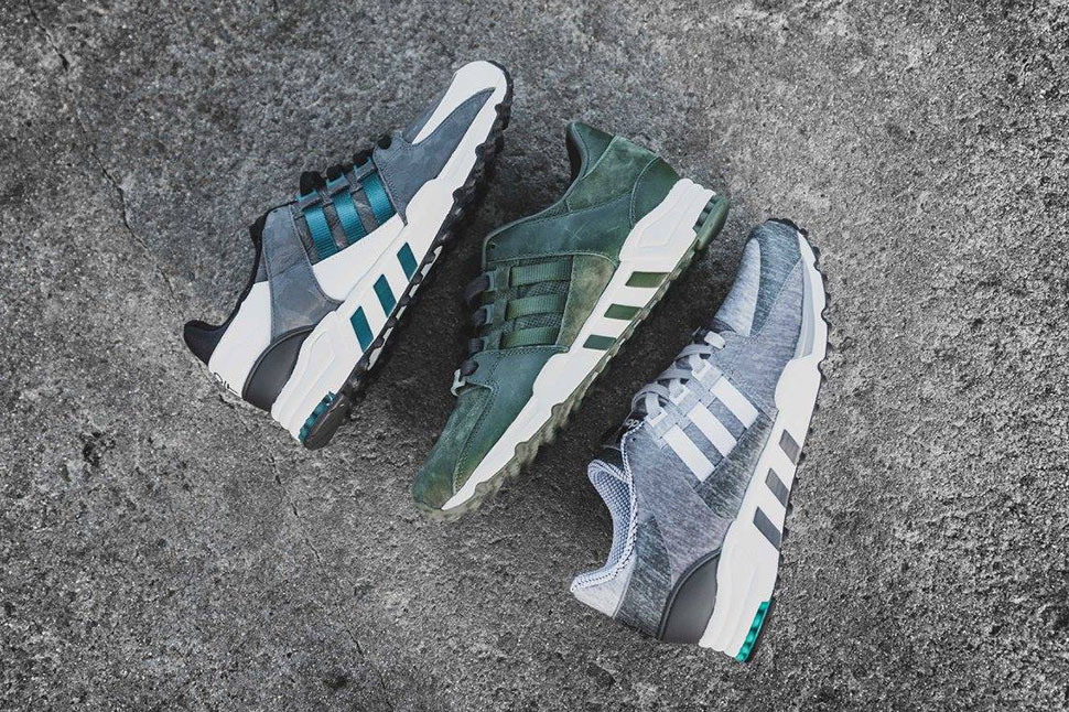 Model Adidas Eqt Running Support 93 Regional Pack