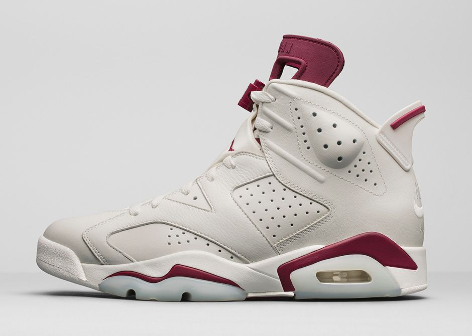 air jordan 6 retro off white\/new maroon five