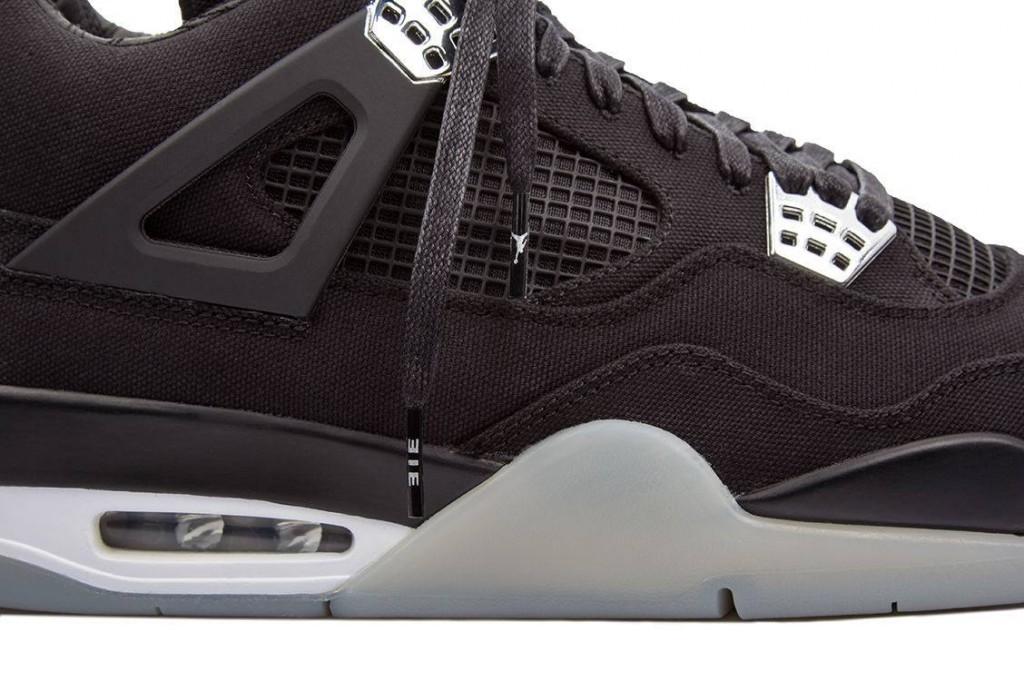 ca4152fe9c75 La Air Jordan 4 x Eminem x Carhartt aux enchères sur eBay - Le Site ...