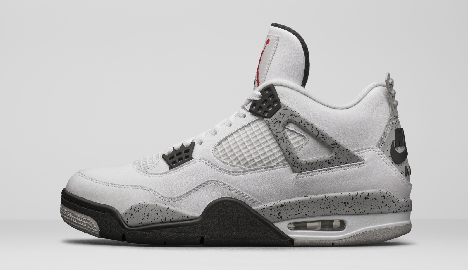 lowest price ee503 b225d Nike Air Jordan 4 'White Cement' Retro 2016