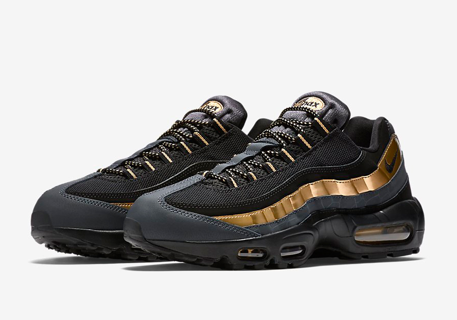 check-out 25ab4 1920b Nike Air Max 95 Bronze