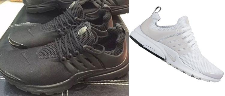 plus de photos a4641 13773 Nike Air Presto Triple Black & White 2016 Preview - Le Site ...