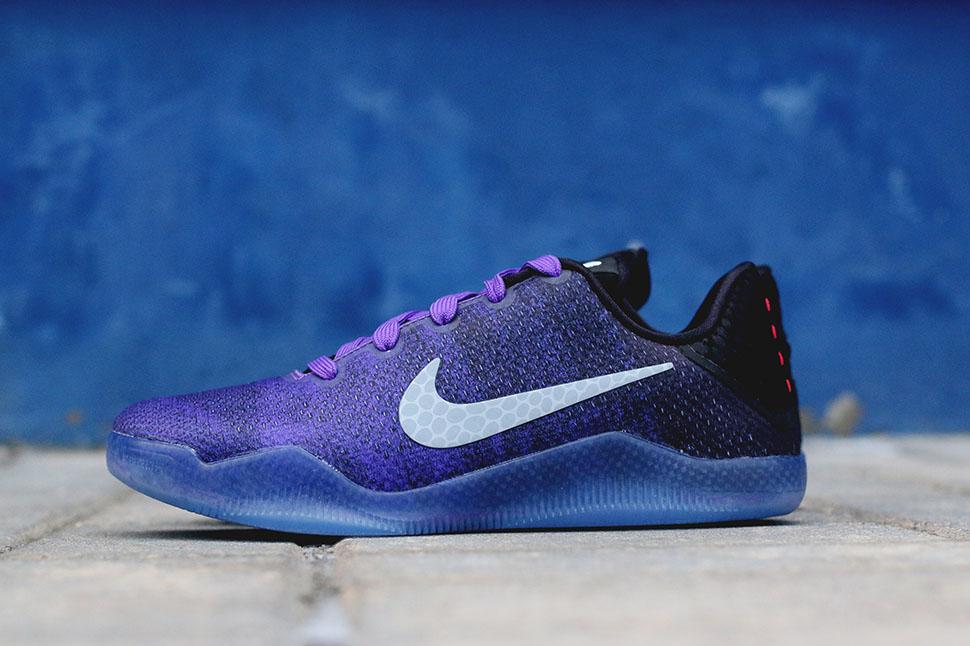 Le Dévoilée De Nike Kobe Site 11 La Sneaker lKJ1TFc