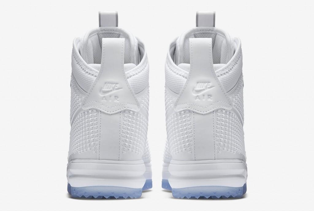Nike Lunar Force 1 Duckboot White Ice - Le Site de la Sneaker 8e7d102a7