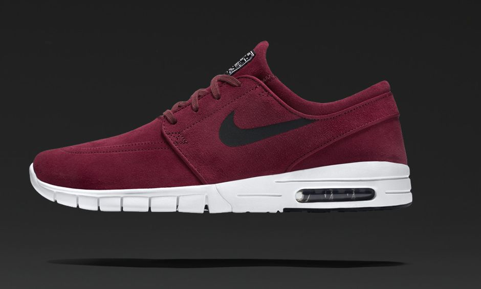 nike sb stefan janoski max suede red chronicles