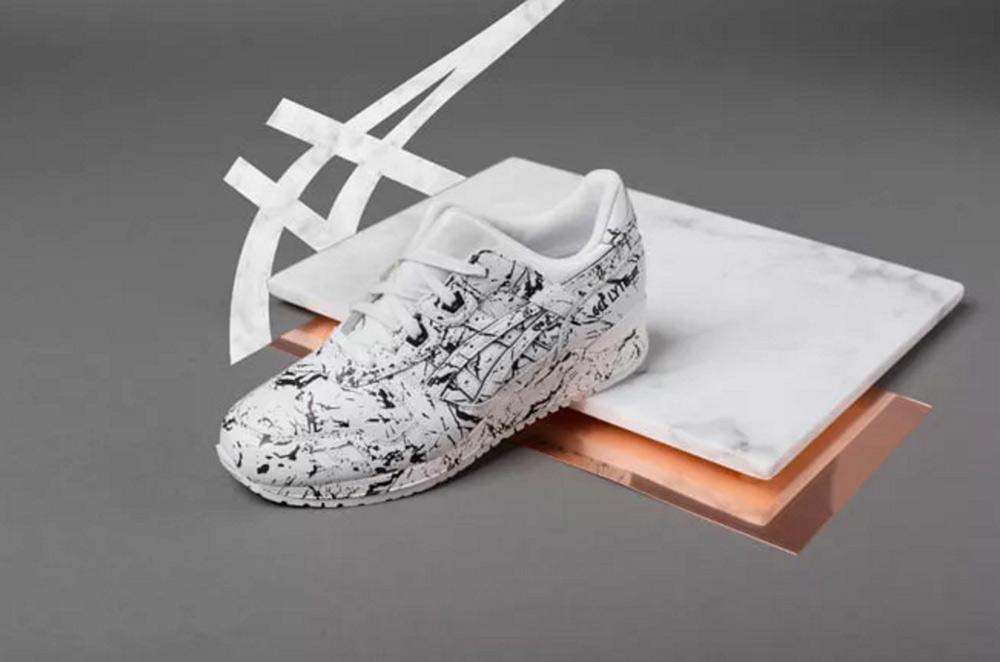 Asics Gel Lyte Iii Quot Marble Quot Pack Le Site De La Sneaker