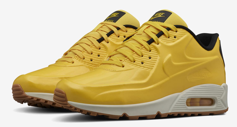 air max 90 jaune et noir