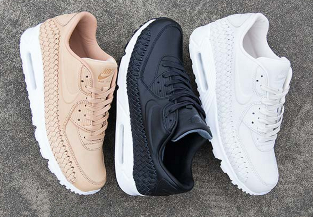 the best attitude ebf49 ace02 nike-air-max-90-woven-pack