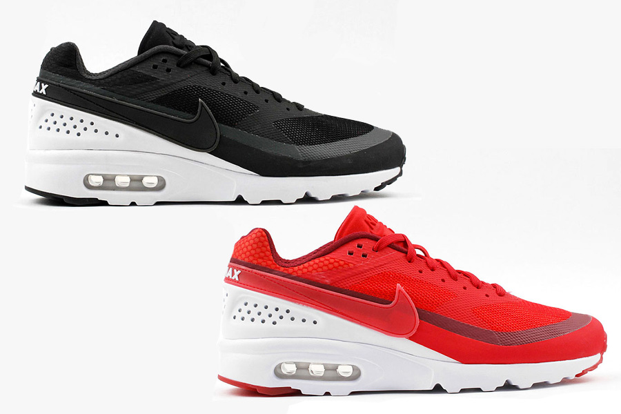 plus de photos 5ebec 448af Nike Air Classic BW Ultra Black & Red 2016 - Le Site de la ...