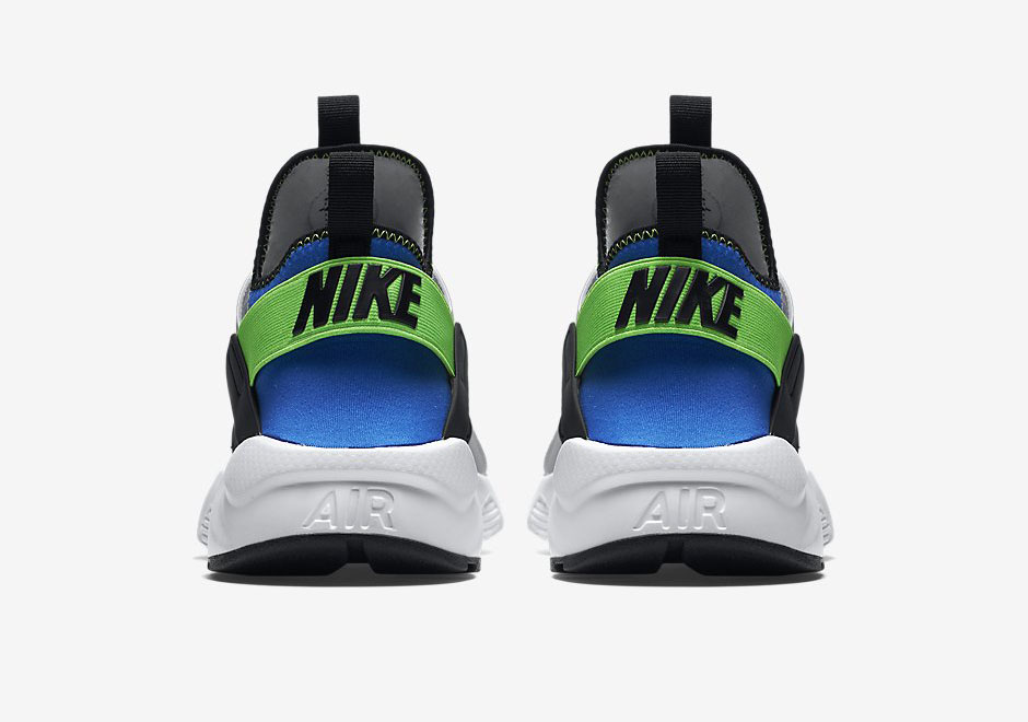competitive price 752b5 27ca2 ... usa nike air huarache ultra scream green 5 f4e89 2d72c