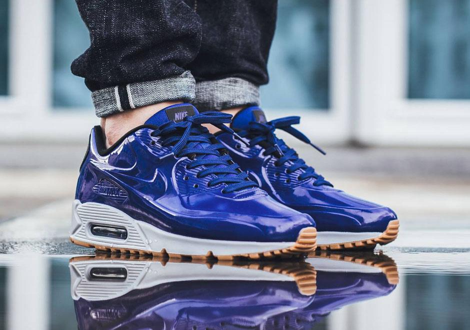 Nike Air Max 90 VT Deep Royal Blue - Le Site de la Sneaker