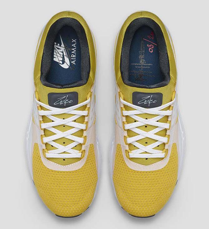 prix compétitif 27148 ffa05 Nike Air Max Zero Yellow/White