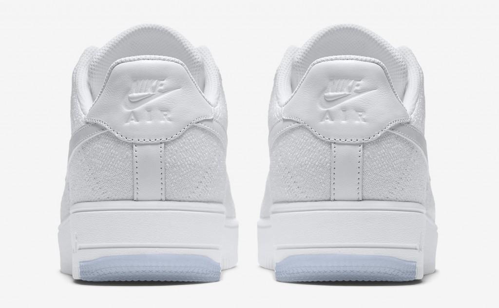 Nike Flyknit Air Force 1 White - Le Site de la Sneaker db7568a03f