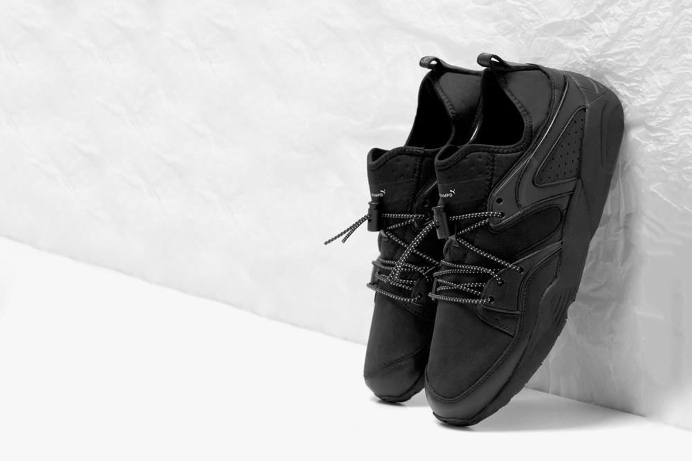 Puma La Site Blaze Le Black Of X De Stampd Sneaker Glory qUw5HnB