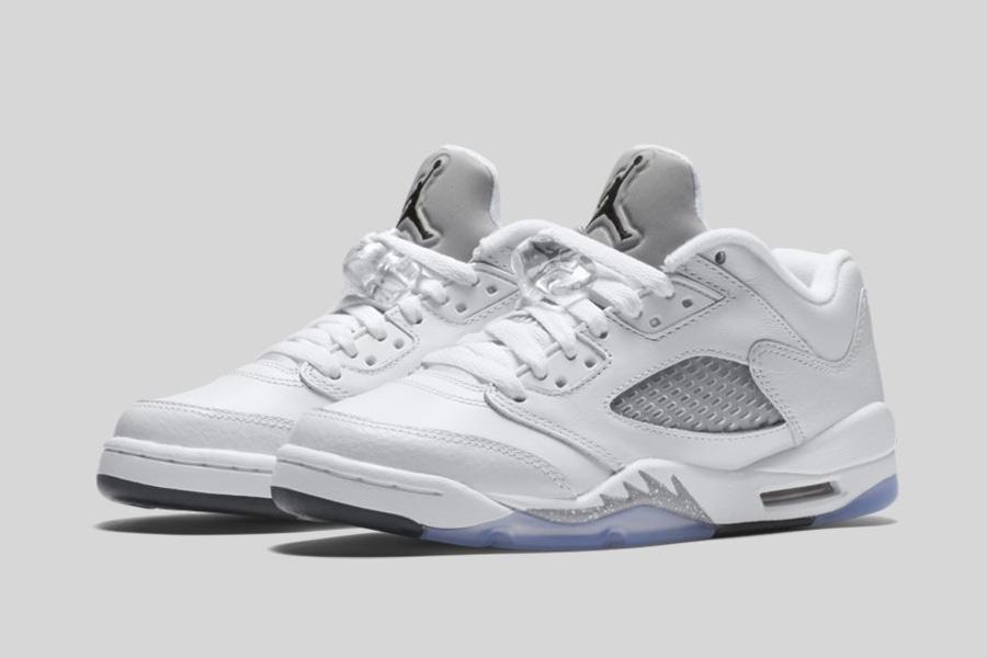 sports shoes 93c5d dbf50 air-jordan-5-low-gs-wolf-grey