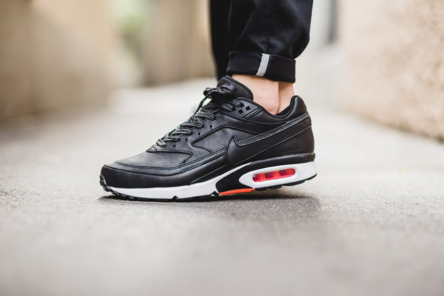 first rate 8fb7c 2490f Nike Air Classic BW Premium Black - Preview