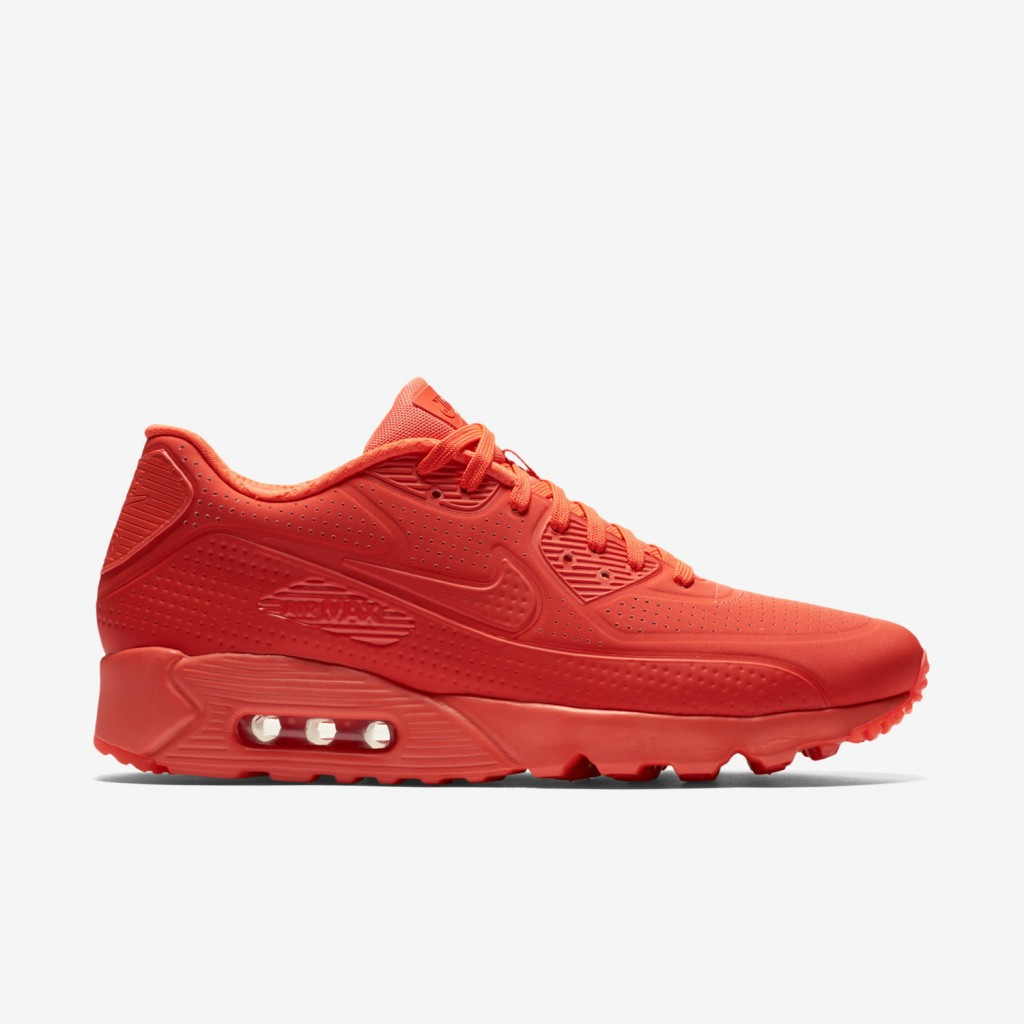 Nike Air Max 90 Ultra Moire Crimson & Navy