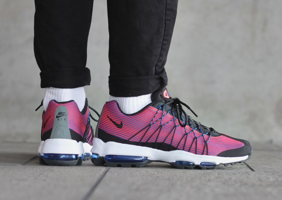 nike air max ultra rose