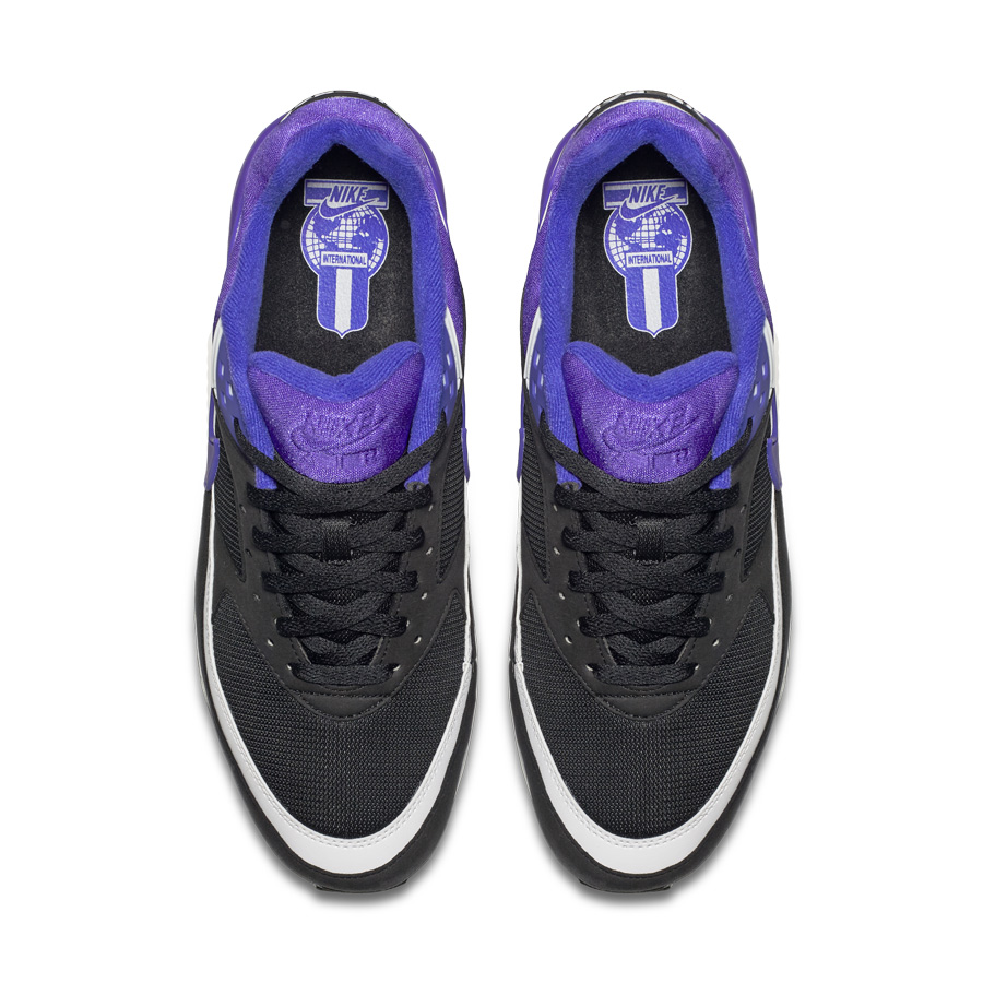 inexpensive hommes nike air max bw violet or aa876 71830
