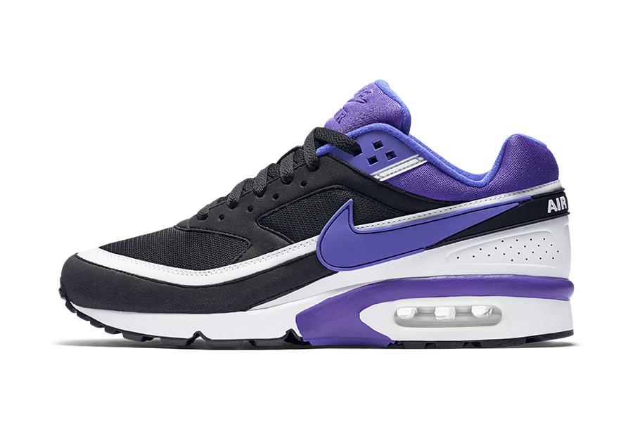 air max violet femme
