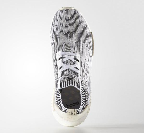 Adidas Nmd Corridore Nero Bianco QNAV4