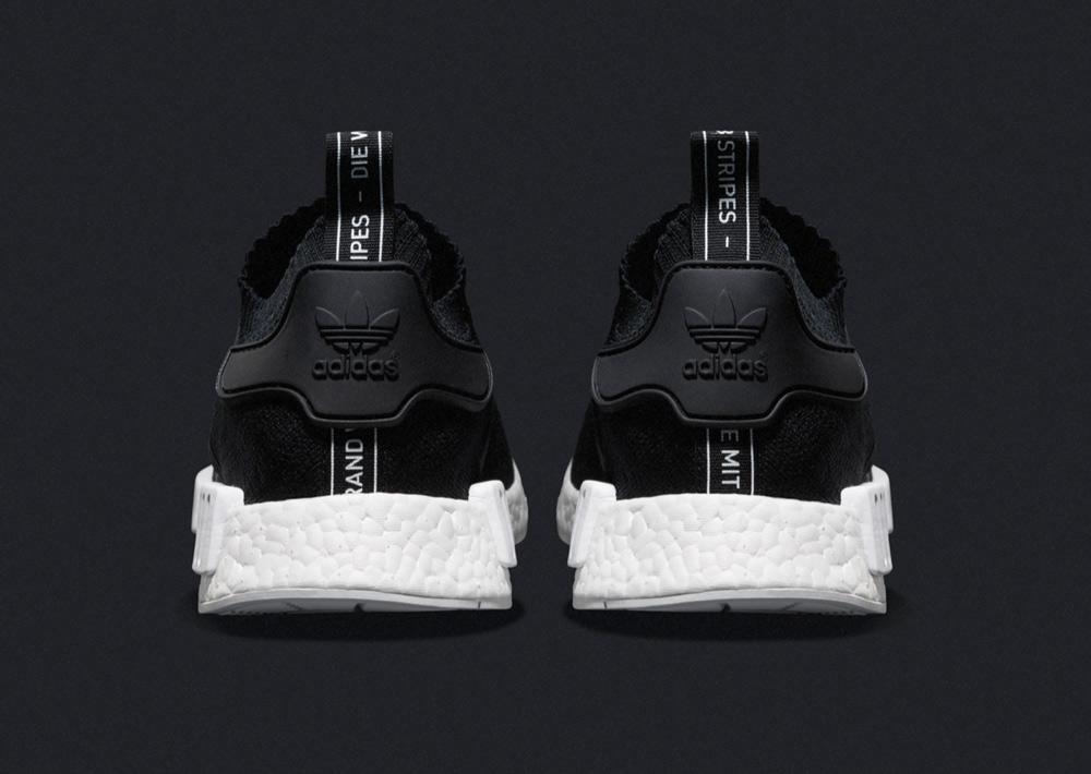 Svart Adidas Nmd Primeknit OdZLYfImYS