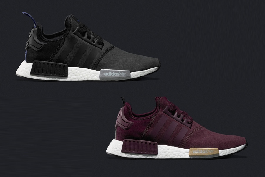 photos officielles 4feba e2ba7 adidas NMD 'Suede' Pack