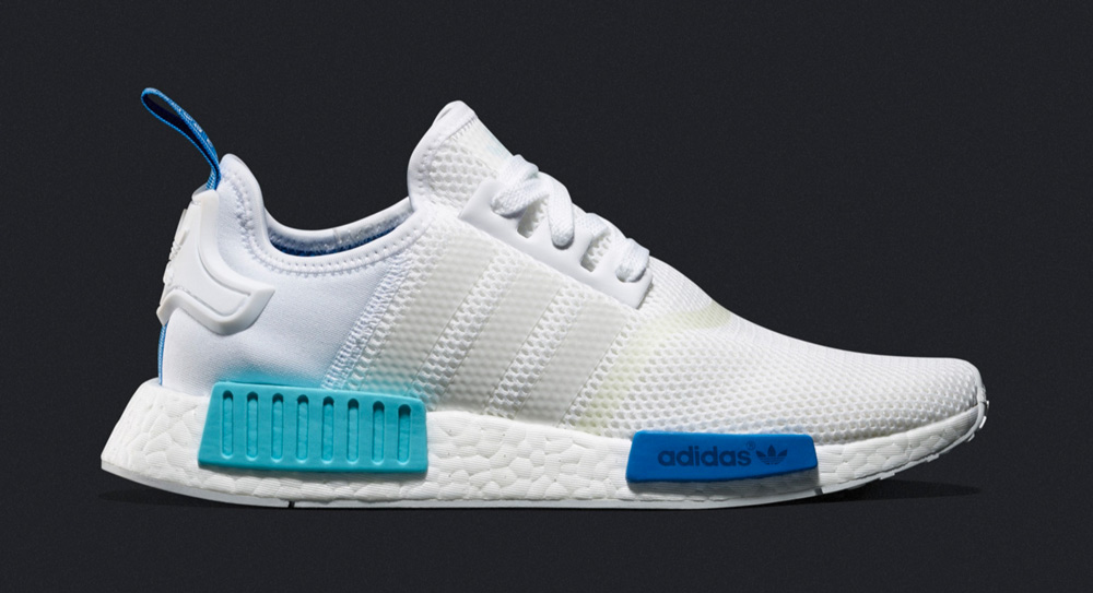 adidas nmd blanche