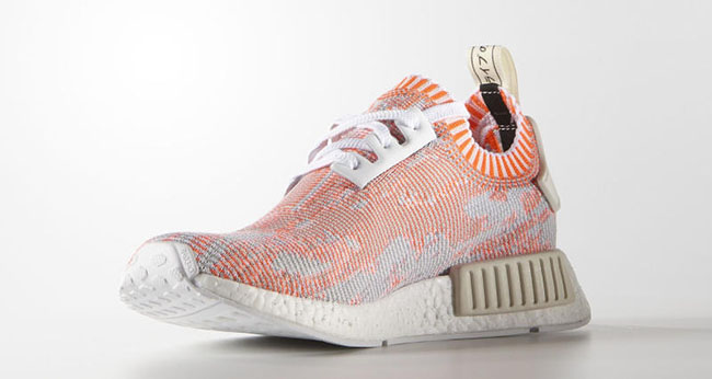 Adidas Nmd R1 Camo Black Orange Gold Dress Adidas Nmd Camo