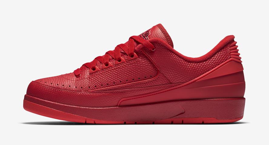 Air Jordan 2 Low Gym Red - Le Site de la Sneaker d3372e40b529