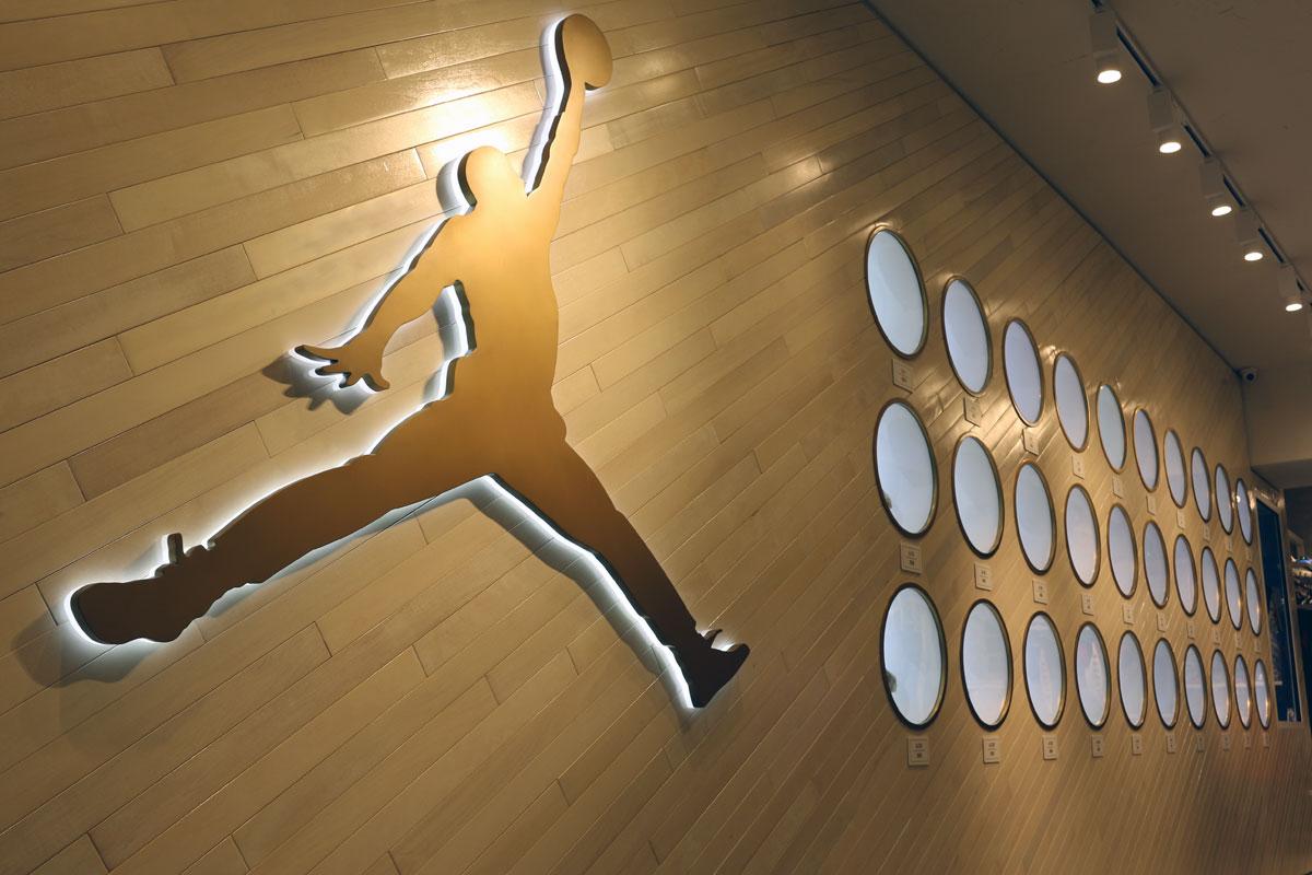 Découvrez le Air Jordan Hong Kong Store en détails - Le Site de la Sneaker