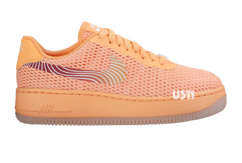 Collection Air Upstep Site Sneaker Br Nike 1 La De Force Le Low lcKJTF1