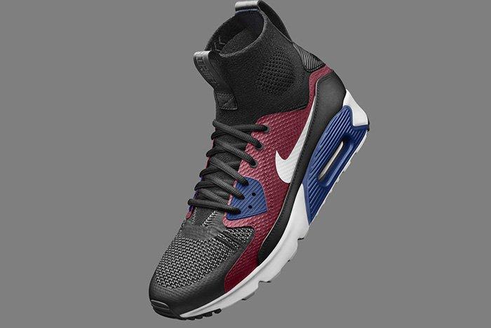 sneakers air max 90 ultra gris
