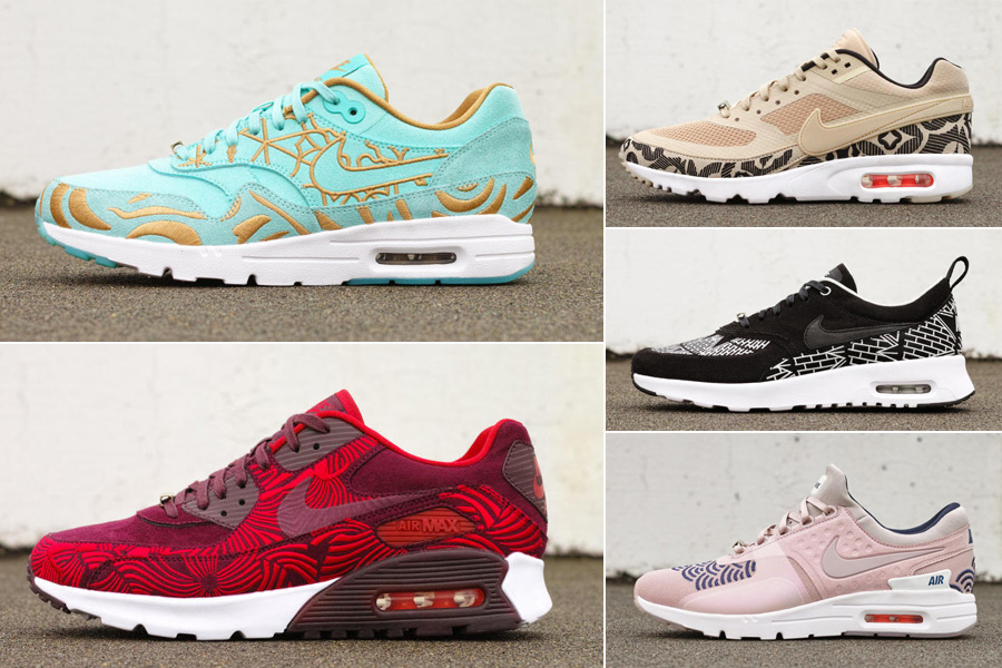 magasin d'usine f01b1 3e22d Nike WMNS Air Max Ultra City Collection - Le Site de la Sneaker